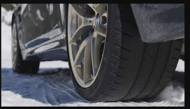 Here's how to take care of car tires in winter