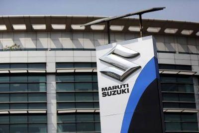 Maruti पर पड़ा मंदी का असर, कार निर्माण में भारी कमी
