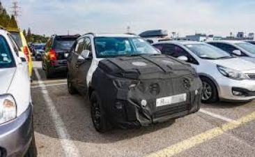 Kia's new subcompact SUV to compete with Hyundai Venue