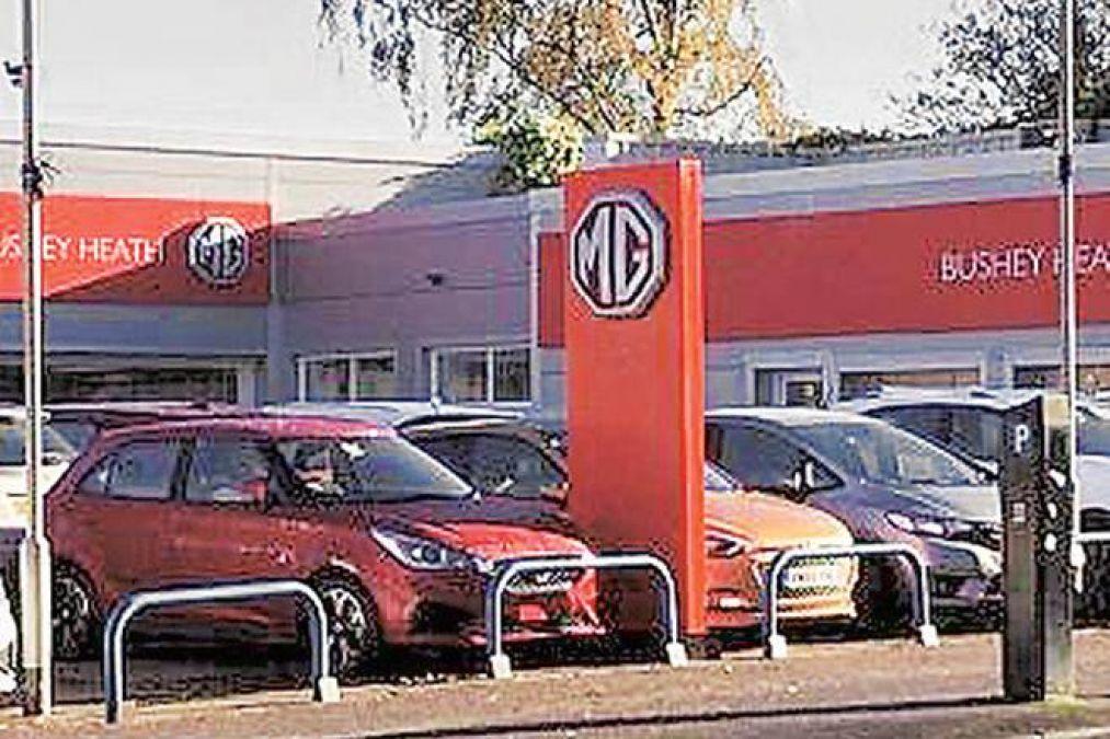 MG Motor और Fortum हुए लांच, 50 किलोवॉट DC फास्ट चार्जिंग स्टेशन
