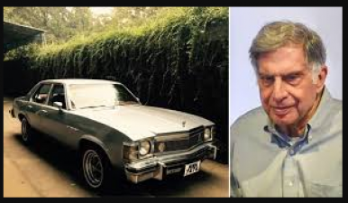 This luxury vintage car of Ratan Tata is ready to sell, know what's special