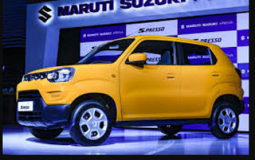 Maruti Suzuki S-Presso's different features in every variant, Know other details