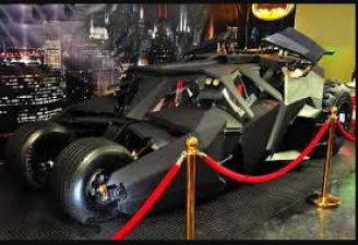 चीते की रफ़्तार से तेज है बैटमैन की ये धाकड़ कार