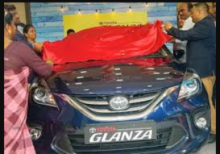 Toyota Glanza G MT version launched, these features make it special