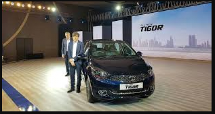 Tigor EV launched in India with full charging and higher mileage
