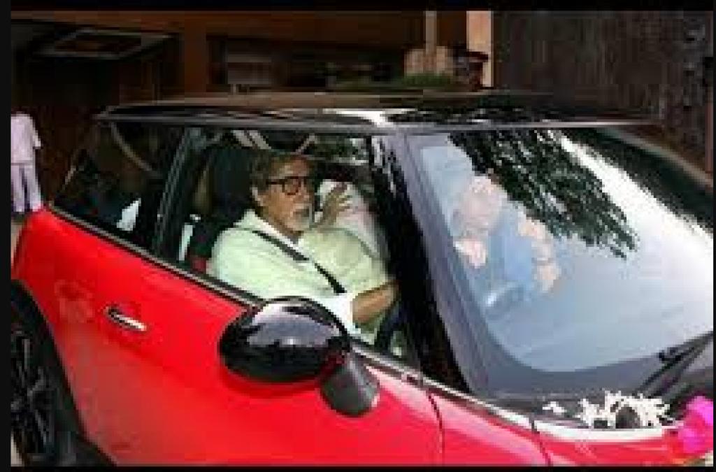 ये है बच्चन साहब के शानदार कार का कलेक्शन, लास्ट तो है सबसे ख़ास