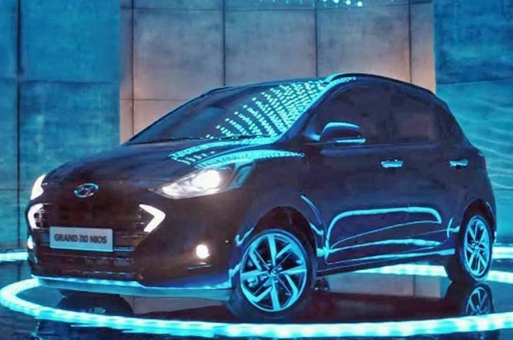 Grand i10 NIOS look very stylish, CNG variant will come soon