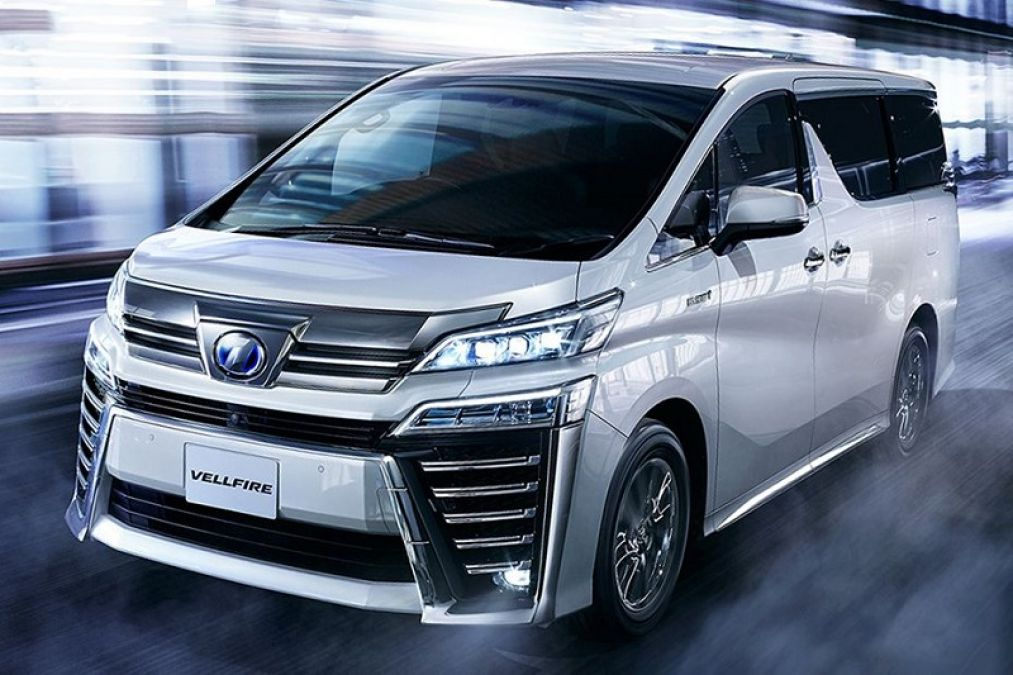Toyota Vellfire MPV to be launched in the Indian market soon, know the features!