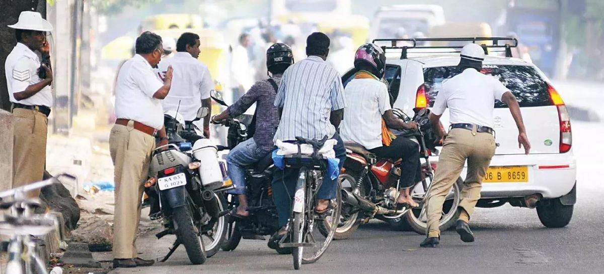 Avoid traffic challan by using this special app