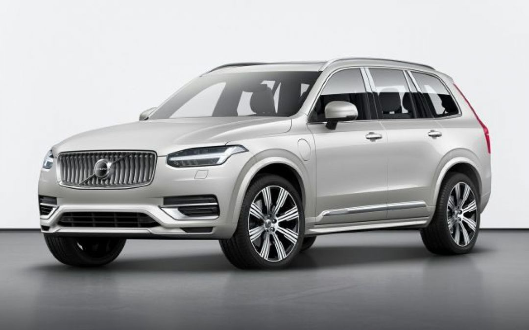 Volvo XC90 Excellence Lounge Console launched in India