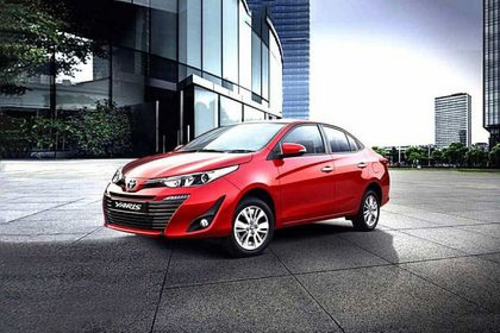 Toyota Yaris changes, many new features can be added