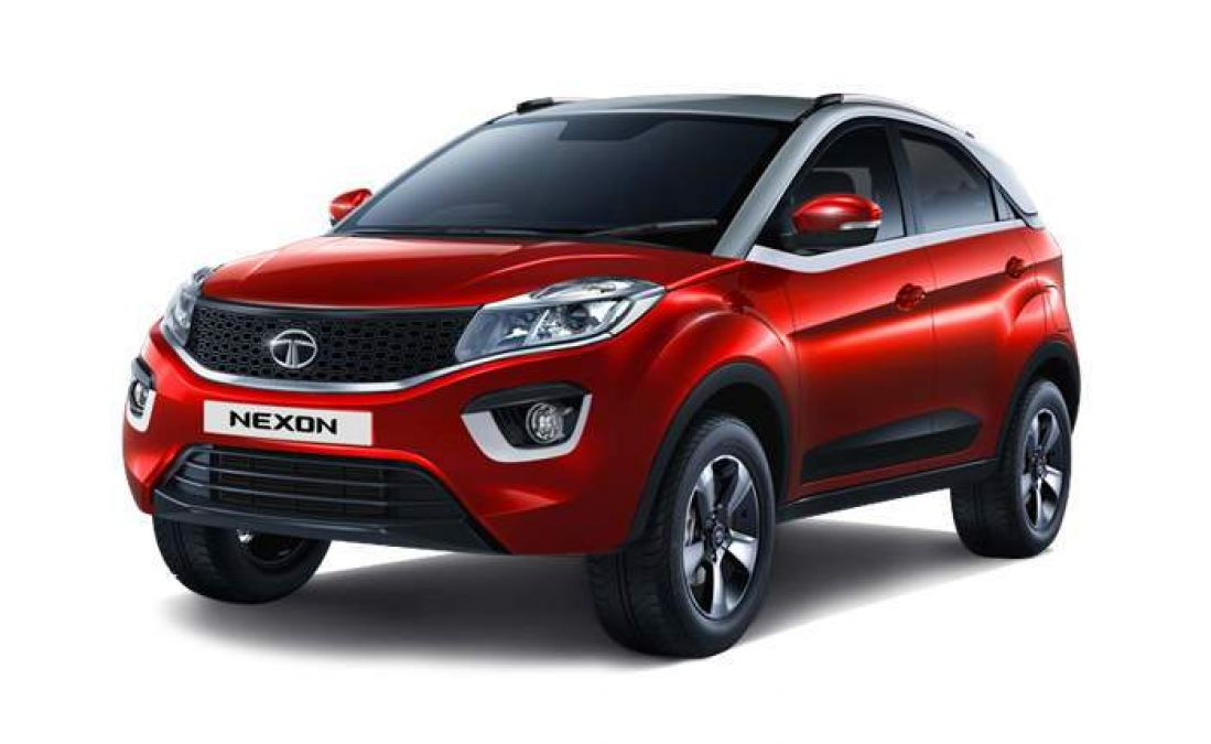 Tata Nexon Kraz Edition looks attractive, know the price