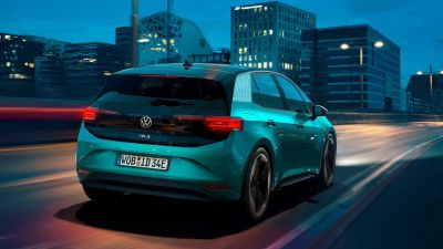 Volkswagen unveils its first electric car the ID.3