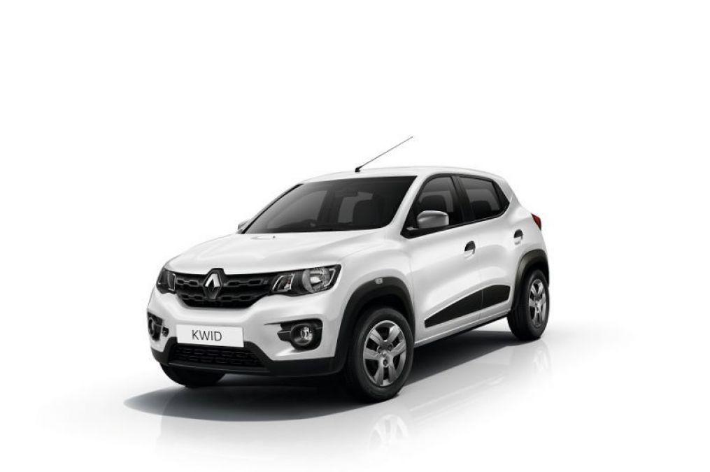 Renault Kwid पर मिला रहा बंपर डिस्काउंट, जानिए ऑफर