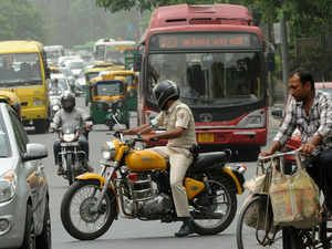 Gujarat government reduces traffic violation fines under New Motor Vehicles Act