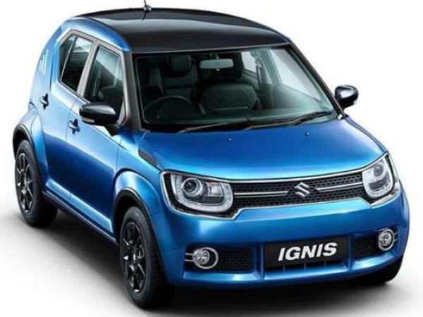 MARUTI ने लॉन्च किया Ignis का लिमिटेड एडिशन, कीमत कर देंगी खरीदने पर मजबूर