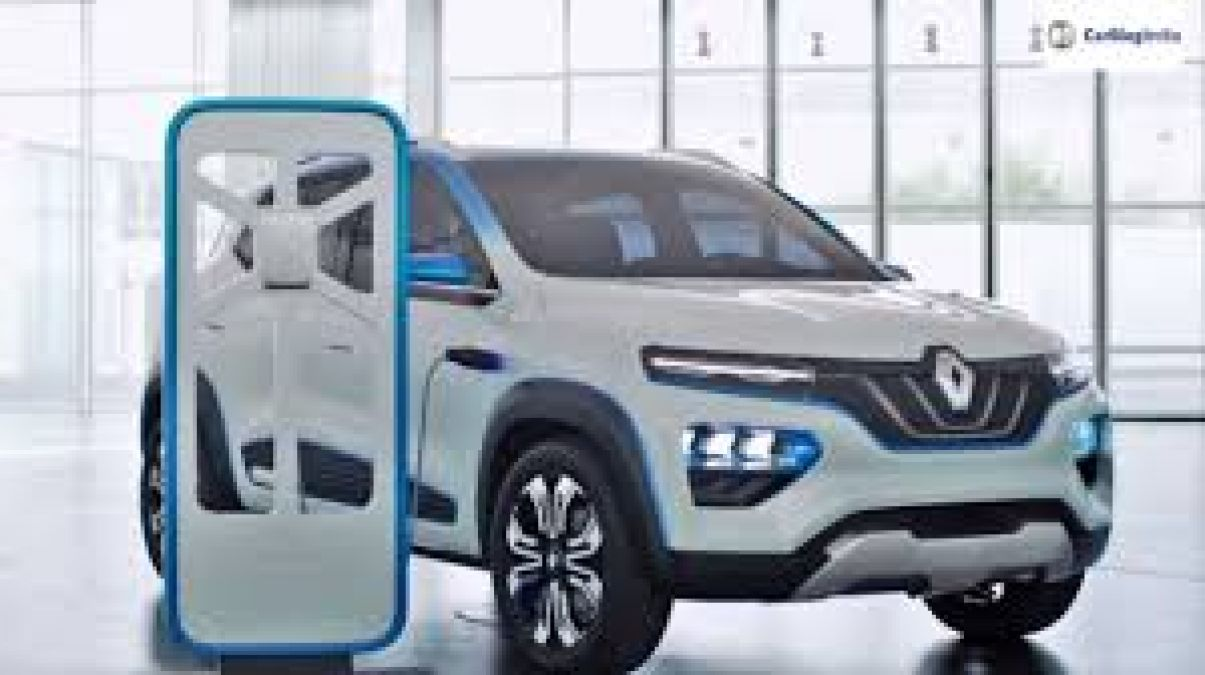 Renault Kwid Electric Car Launched Price Is Very Affordable Newstrack English 1