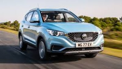 MG ZS electric SUV teased ahead of India launch, know full details