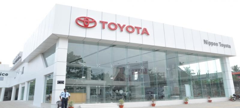 Toyota Registers sales growth of 7% in fy 2018-19