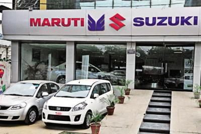 Maruti Suzuki reduces  production of vehicles  by around 21 per cent in march