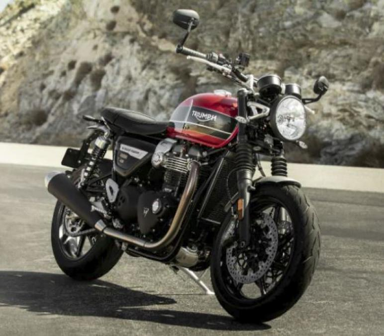 Triumph Speed Twin is to be launch in India on this date