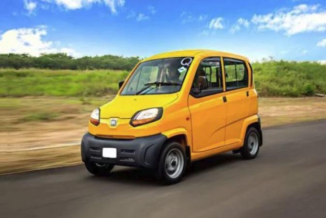 Bajaj Auto launches Qute Quadricycle in Maharashtra, read details