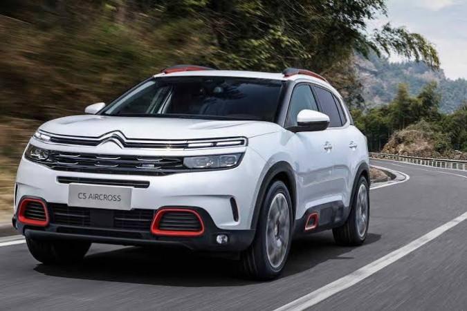 भारत में Citroën C5 Aircross SUV की डिलीवरी को किया शुरू