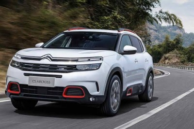 Deliveries of Citroën C5 Aircross SUV in India