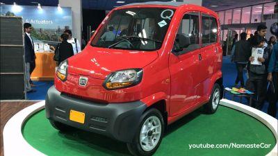 Bajaj To Launch its Cheapest Car Qute, Soon