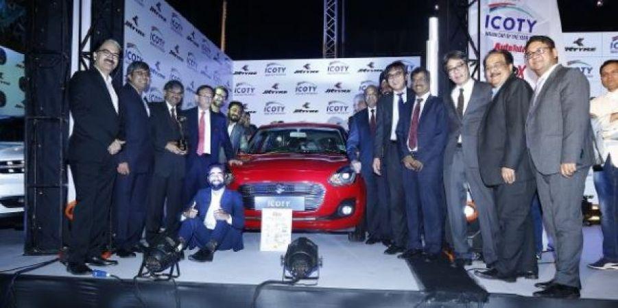 Maruti Suzuki Swift is the Indian Car of the Year 2019