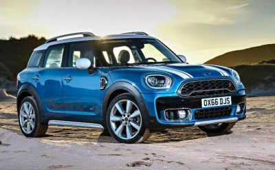 Mini will launch New-Gen countryman in India, have a look..