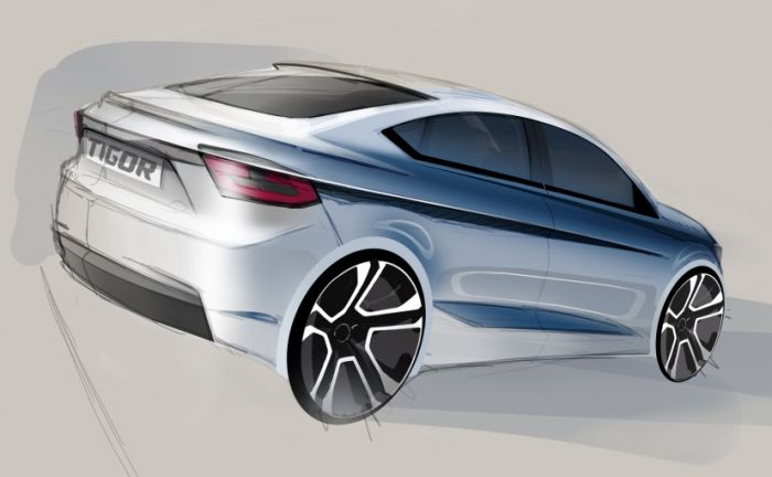 Tata to launch its brand-new Subcompact Sedan Tigor
