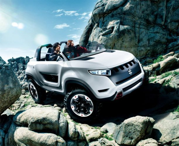Maruti soon to launch its Gypsy in foreign look