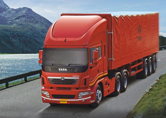 Tata Prima to be launch in Saudi Arabia