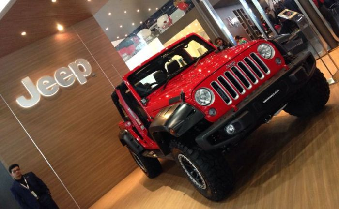 Jeep Wrangler petrol model launched in India at Rs 56 lakh
