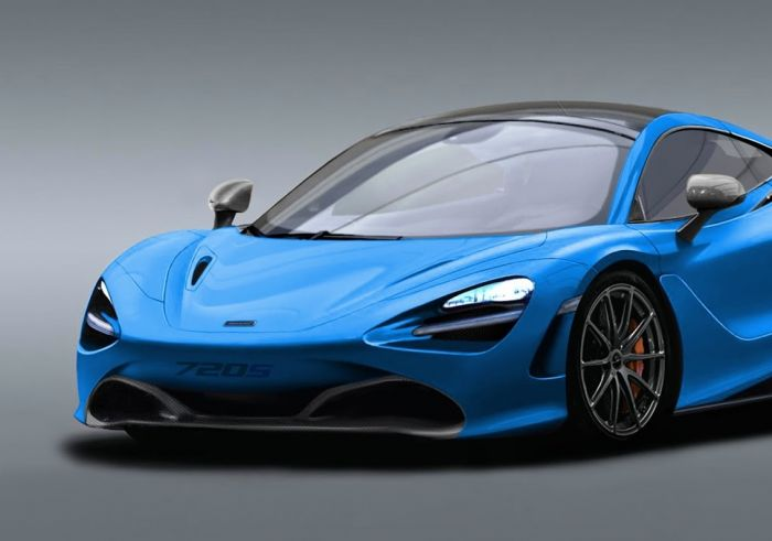 McLaren to mark its arrival with 4litre Engine