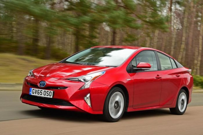 Toyota Prius Hybrid with high power engine, now in India