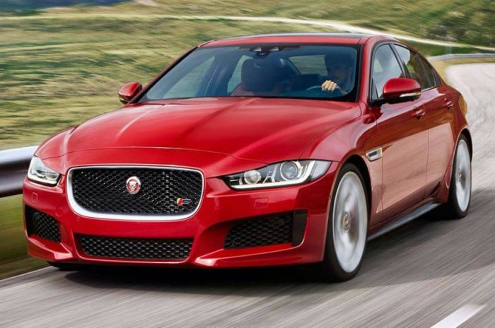 Jaguar priced the new crossover XF model at Rs 47.50 lakh