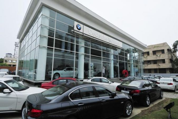 BMW Group's sale grows up to 13 per cent in India  2018