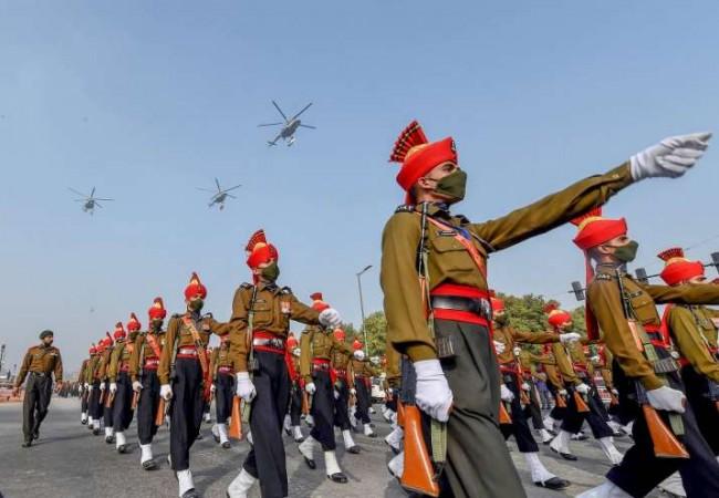 ट्रैफिक पुलिस ने दिल्ली के लिए जारी किया ड्रेस रिहर्सल
