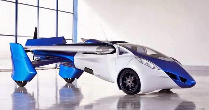 Race between entrepreneurs: Flying cars are in underdevelopment