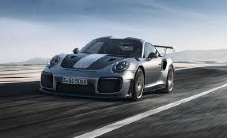 The Porsche 911 GT2 RS to be launched soon in India