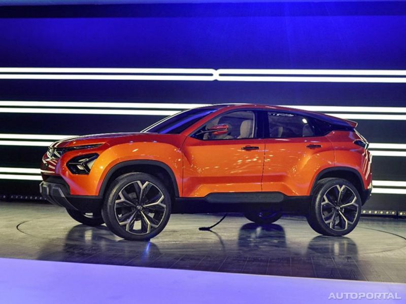 TATA motors turns heads with its all new SUV