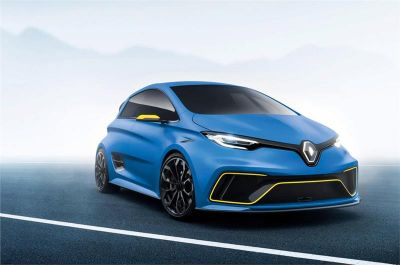Zoe RS to be Launched in Reach of 2020 by Renault