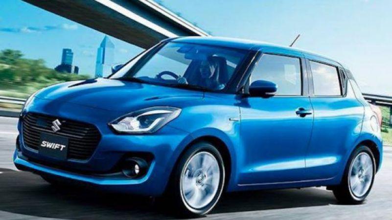 Suzuki launches new Hybrid Swift, offers 32Kmpl mileage