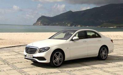 Mercedes-Benz launched new E-Class 220 d sedan in India
