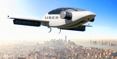 Uber to launch flying taxi by 2023