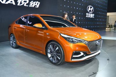 Hyundai released photos of New Generation Verna before launch