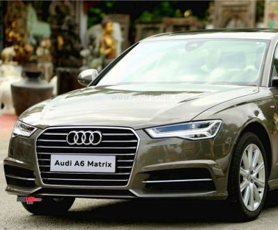 Audi  A6 Lifestyle Edition launched in India, read specifications,price and other details