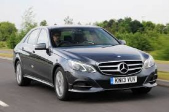 Mercedes E-Class garners about 500 bookings